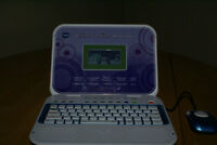 Child's Learning Laptop