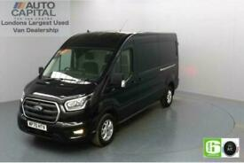 2020 Ford Transit 2.0 350 FWD Limited EcoBlue Auto 130 BHP L3 H2 Low Emission PA