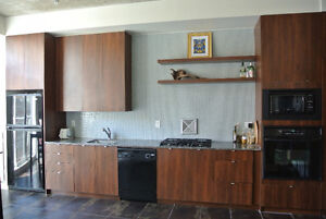 Furnished One-Bedroom Loft Apartment 9 Month Lease