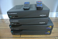 Starchoice / Shaw direct lot of receivers & remote