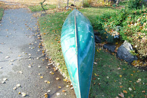 1961 Chestnut Cruiser Canoe Kitchener / Waterloo Kitchener Area image 4