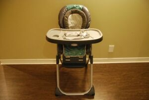 Graco DuoDiner LX High Chair - Bermuda