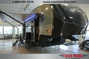 2017 Cherokee 265B Bunk Model Fifth Wheel