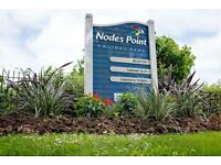 Nodes Point Holiday Park, Static Caravans
