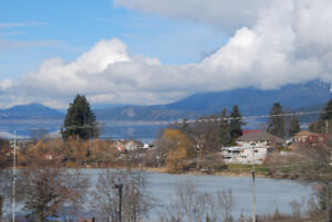 One of a Kind Downtown View Lot Salmon Arm