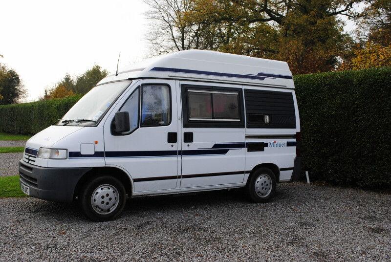 Passenger Van For Sale >> PEUGEOT BOXER HOLDSWORTH CAMPERVAN – DIESEL | in Weymouth ...