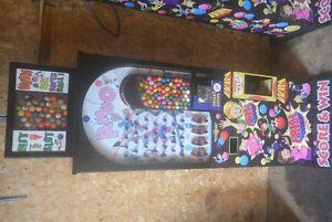PLINK-O bubble gum vending machines