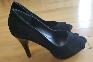 Nine West worn once and 3 other pairs
