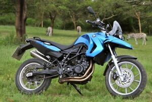Looking for a BMW F650 GS Twin