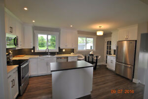 Completely Renovated 3 Bed/2 Bath Duplex Downtown Moncton