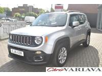 2016 Jeep Renegade 1.4 Multiair Longitude 5dr ** EXCELLENT VALUE FOR MONEY ONLY