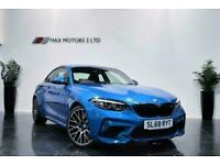 2018 BMW M2 3.0 M2 COMPETITION 2d 405 BHP 1 OWN + FULL BMW SERVICE HISTORY Coupe