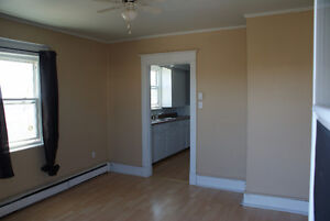 Two B/R  Apt  $650.00 heated at East Side