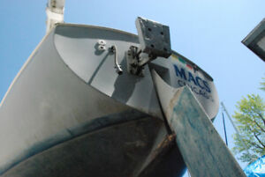 24 foot Mirage sailboat for sale + Trailer
