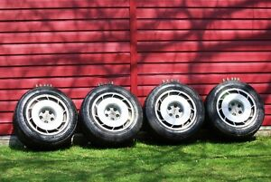 1987 Corvette Wheels and Tires