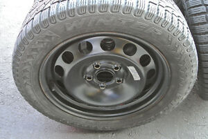Winter Tires (Pirelli) - for VW Jetta Wagon Oakville / Halton Region Toronto (GTA) image 2