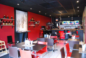 Restaurant a vendre/ Restaurant for sale (All equipments inclu..