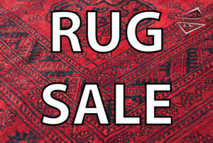 [RUG SALE] Up to 60% off & TAX FREE! Free shipping to Oshawa!