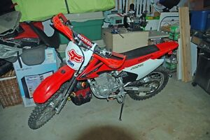 "FOR SALE HONDA 230 CRF DIRT BIKE "" MINT CONDITION"