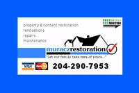 QUALITY Repairs & Renovations to fit YOUR budget! :-)