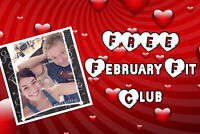 FREE February Couples Fit Club Challenge Group.