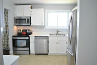 Stainless/Glass Top Stove (also Fridge, Washer & Dryer)