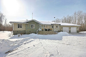 2008 5 bed home with shop on 3 acres- Moose Lake Meadows