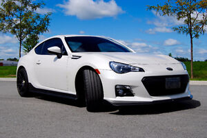 2014 Subaru BRZ, Supercharged + Lots of Upgrades