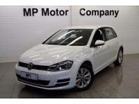 2014 14 VOLKSWAGEN GOLF 1.6 SE TDI BLUEMOTION TECHNOLOGY 5D 103 BHP DIESEL HATCH