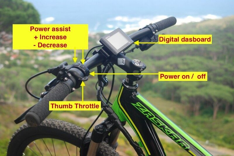 EMTB CONVERSIONS E-BIKE KITS CONVERT YOUR BICYCLE INTO ELECTRIC BIKE CHILLED SQUIRREL CAPE TOWN