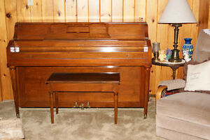 Mozart Upright Piano For Sale