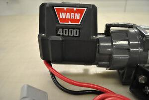 Warn 4000 lbs winch