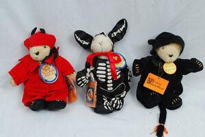 Teddy Bear Muffy Vanderbear Halloween Set -- Super DEAL!