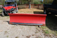 Heavy Duty Snow Blade For 50 hp Tractor