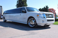 Woodbridge Mississauga Oakville limousine service best rate Limo