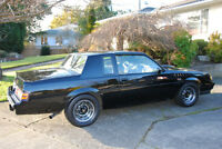1986 Buick Grand National - Collectors