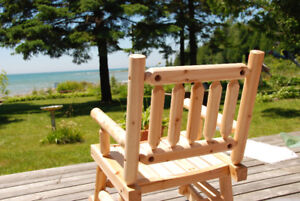 Bruce Peninsula cottage for rent.