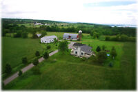 Northumberland Hilltop - Sweeping Vistas on 10 Acres