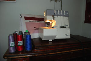 Serger by Janome