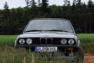 1988 BMW 3-Series Coupe (2 door)