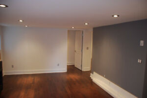2 Bedroom Kits Basement suite - recently renovated.