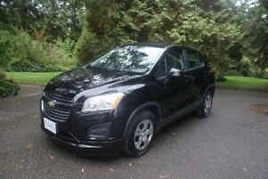 2016 Chevrolet Trax-Turbo (base)Crossover 6 speed -manual transm