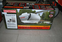 CRAFTSMAN 1/2-hp Chain-driven Garage Door Opener NEW