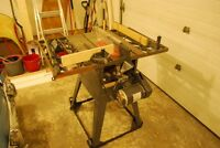Sears Craftsman Professional 10 inch table saw