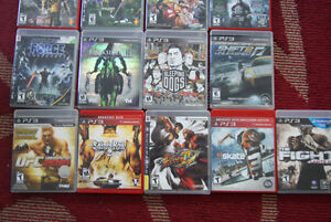 Two PS3 three controllers and 25 games West Island Greater Montréal image 4