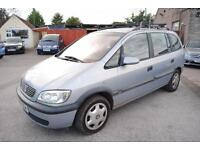 Vauxhall Zafira 1.8 COMFORT
