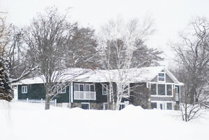 Long Term Muskoka Winter Cottage Rental Available