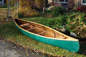 1961 Chestnut Cruiser Canoe Kitchener / Waterloo Kitchener Area image 1