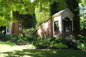 GORGEOUS CENTURY HOME IN DOWNTOWN BROCKVILLE