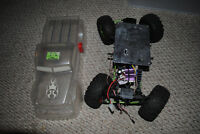 RC Rock Crawler Truck